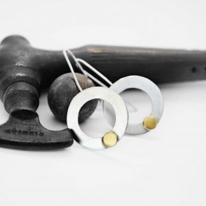Washer handmade jewellery design adelaide