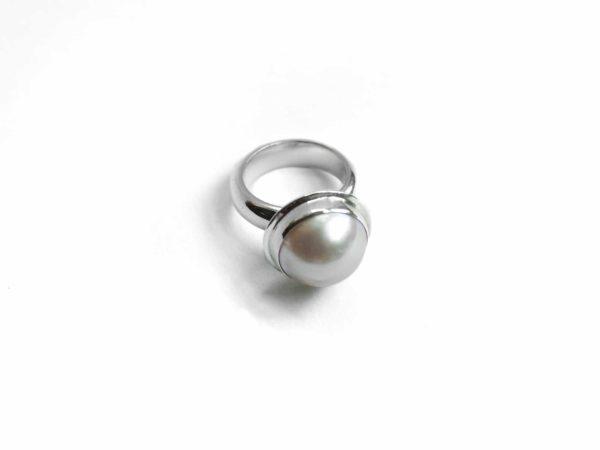 Glacier Jewellery Mabe Pearl Broome